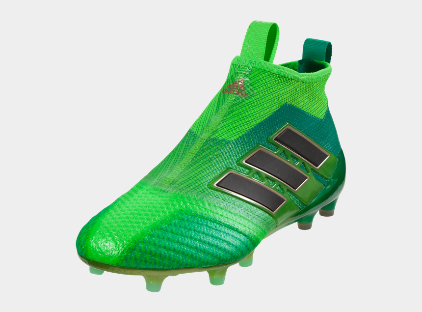 soccer cleat clipart, Cartoons - Download Soccer Shoe Png File - Adidas Ace Tango 17+ Purecontrol Turf Boots Green