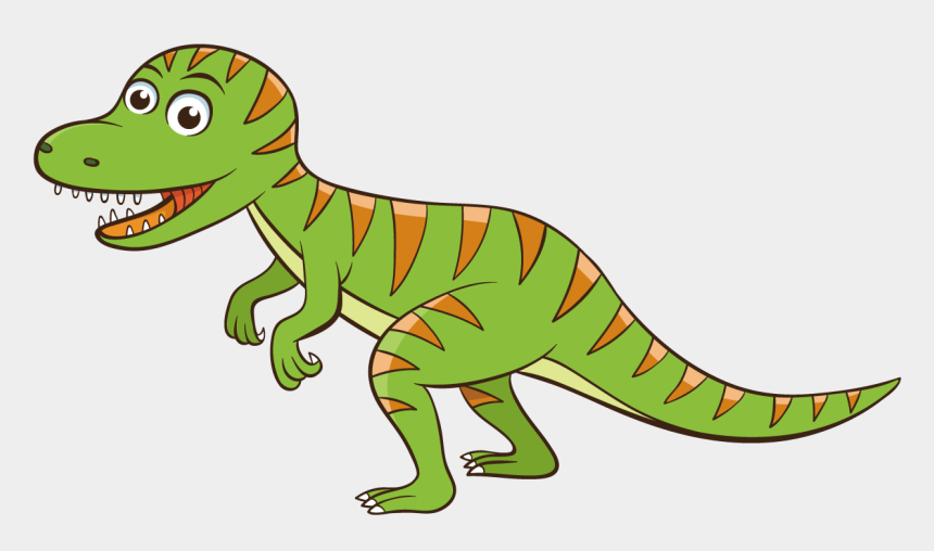 t-rex clipart, Cartoons - Tyrannosaurus Cartoon Dinosaur Cute - Dinosaur Cartoon T Rex