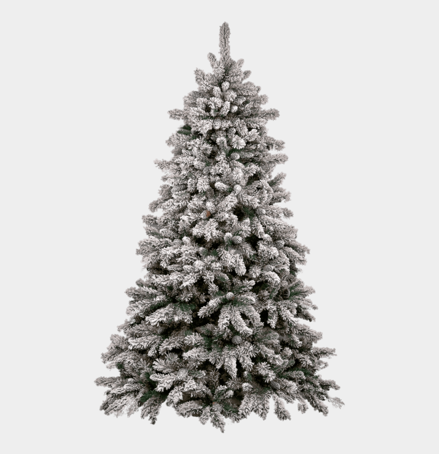 christmas decorations clipart black and white, Cartoons - Christmas Tree Snow - Snow Pine Tree Png