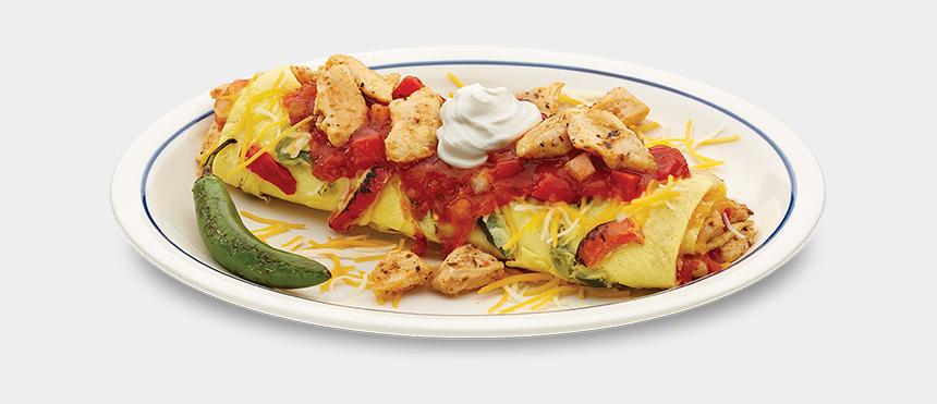 omelet clipart, Cartoons - Country Omelette - Chicken Fajita Ihop