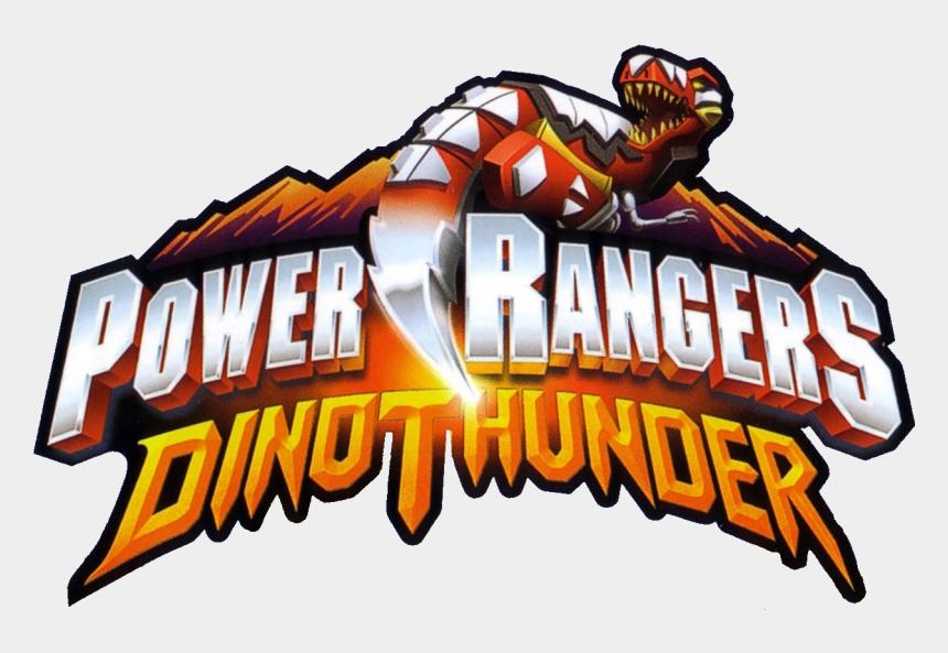 ranger clipart, Cartoons - Power - Power Ranger Dino Thunder Png