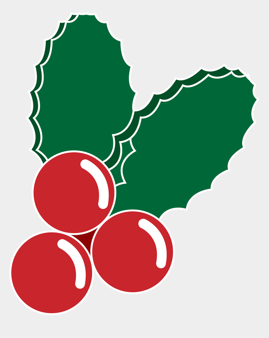 holly berries clipart, Cartoons - Vector Graphics,free Pictures - Dibujos De Plantas De Navidad