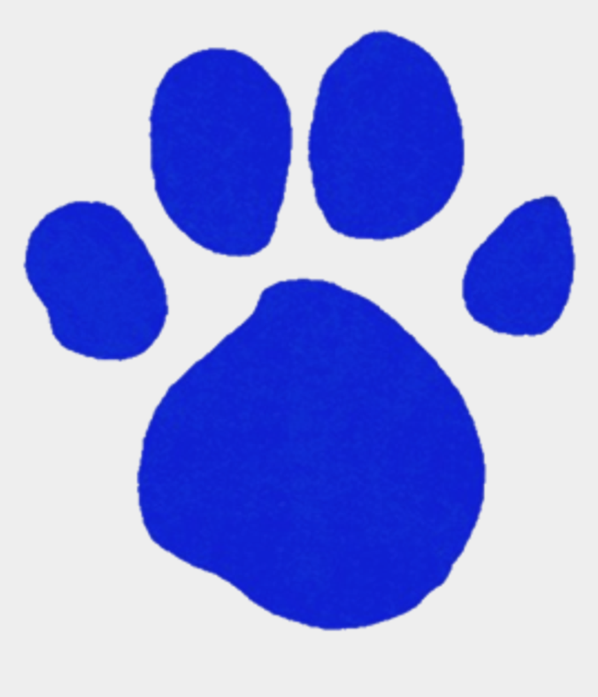 clues clipart, Cartoons - Blue's Pawprint Blues Clues Paw Print, Blues Clues - Blues Clues Paw Print