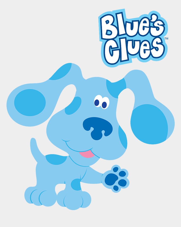 clues clipart, Cartoons - Last Minute Blues Clues - Blues Clues Breed