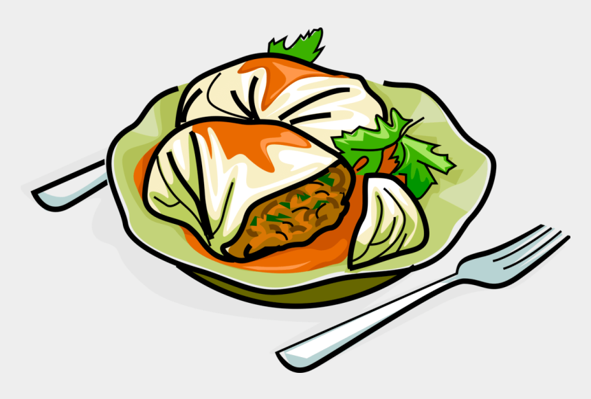 cabbage clipart, Cartoons - Cabbage Rolls Clipart 3 By Jack - Clip Art Cabbage Rolls