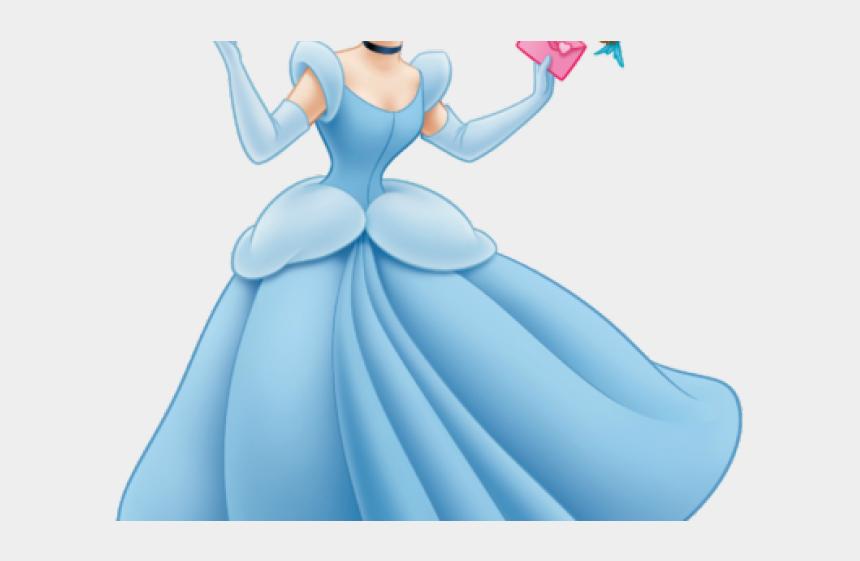 shamrock clipart no background, Cartoons - Disney Princesses Clipart Transparent Background - Animated Princess Cinderella