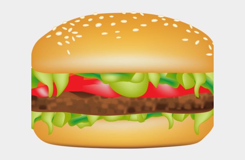 fast food clipart black and white, Cartoons - Hot Dogs Hamburgers Clipart