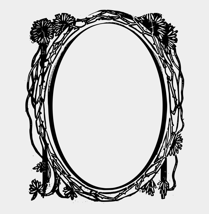 circle frame clipart, Cartoons - Frames Circle