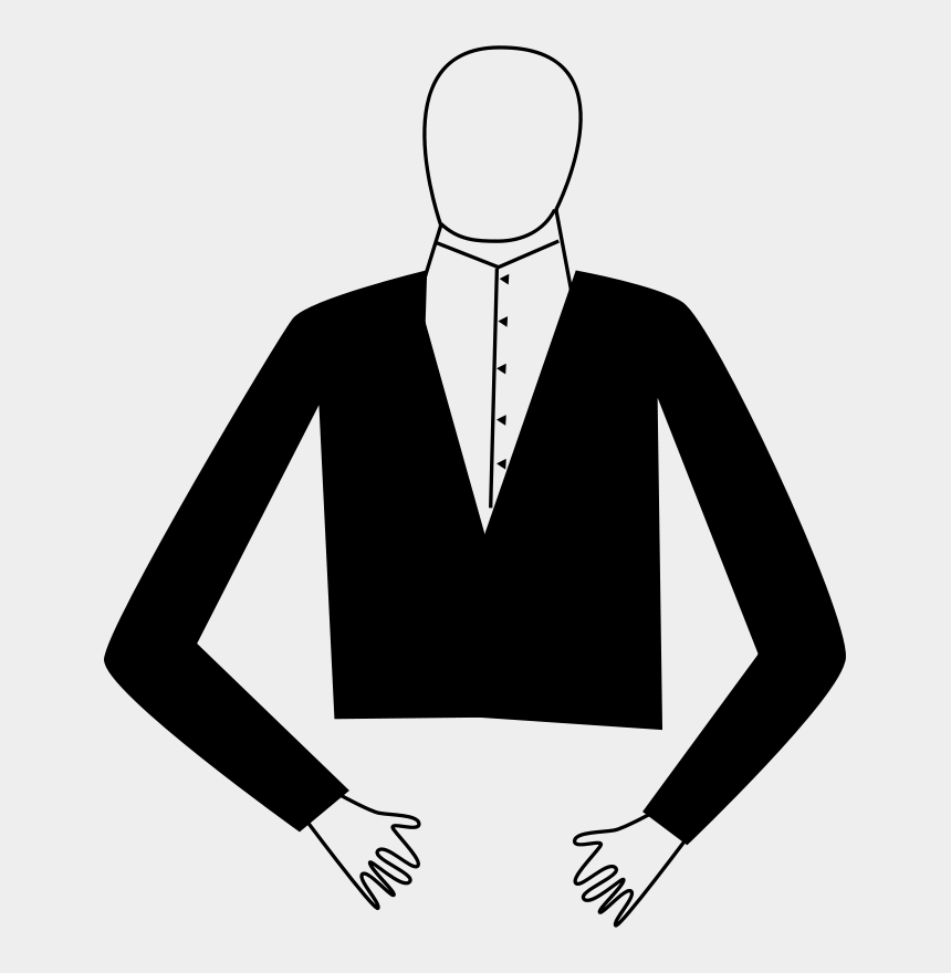 Brown dress suit clipart. Commercial use GIF, JPG, WMF, SVG clipart #  137013 | Graphics Factory