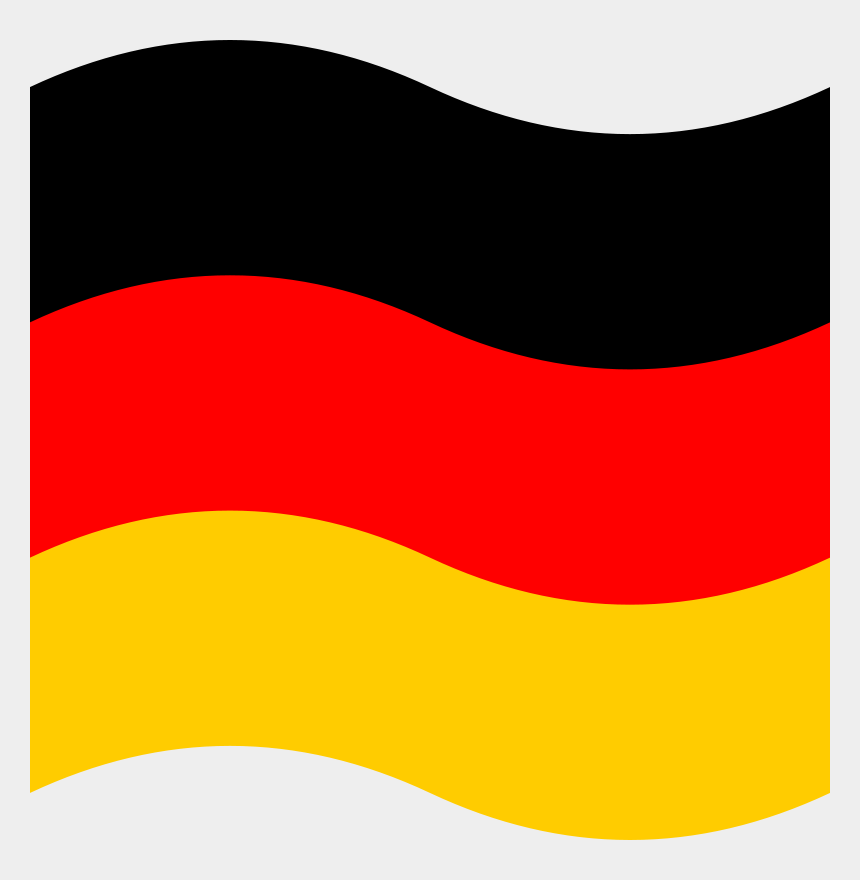tablecloth clipart, Cartoons - Rot Clipart - Germany Flag Waving Png