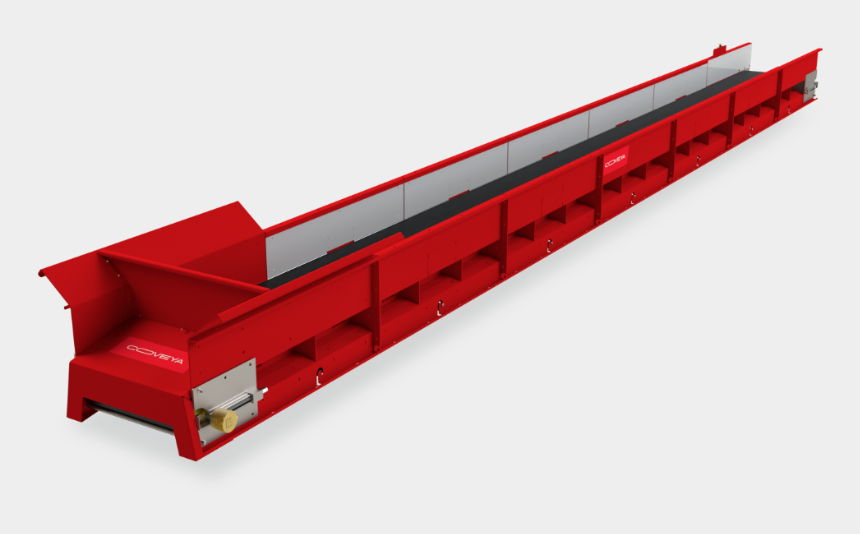 conveyor belt clipart, Cartoons - Heavy-duty Conveyor Belt For Demolition Applications - Carmine