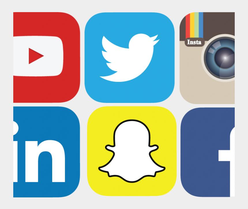 social clipart, Cartoons - Cancelled Clip Art - Social Media Logo Transparent
