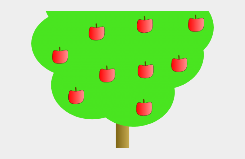 pomegranate clipart, Cartoons - Apple Tree Clip Art