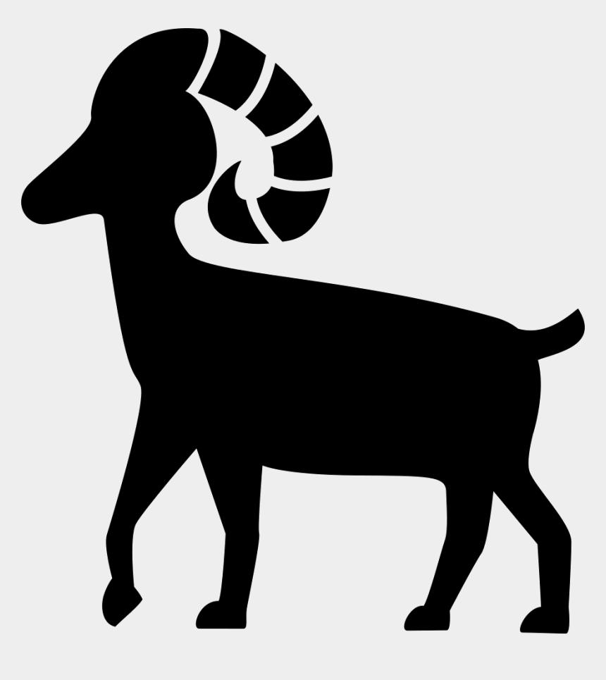 ram head clipart, Cartoons - Aries Png - Aries Png - Ram Tekenen - Bélier Icone