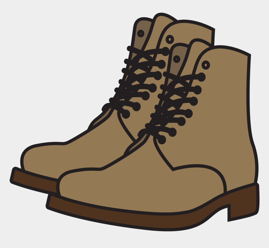 hiking boot clipart, Cartoons - Collection Of Free Drawing Boots Long Boot Download - Shoes Animation Png