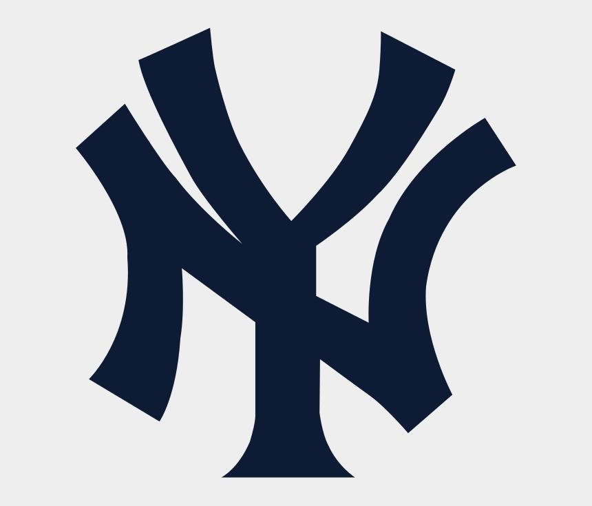 pinstripe clipart, Cartoons - 640px-newyorkyankees Jerseylogo - Svg - New York Yankee Logo Png
