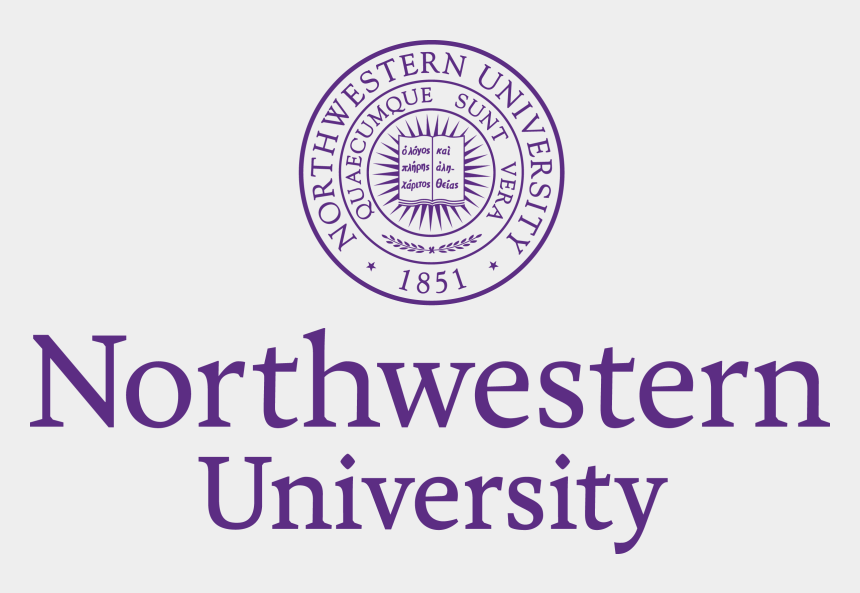 college application clipart, Cartoons - Northwestern University Chicago Logo