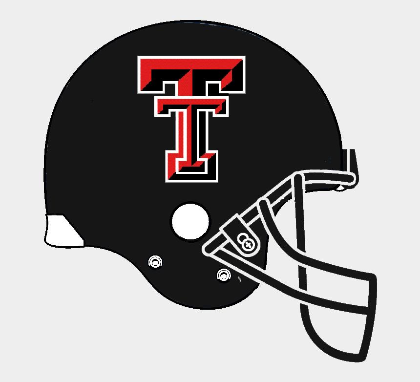 raiders clipart, Cartoons - Alex Reyes, Texas Tech Alumni And Red Raider Football - Wake Forest Football Helmet