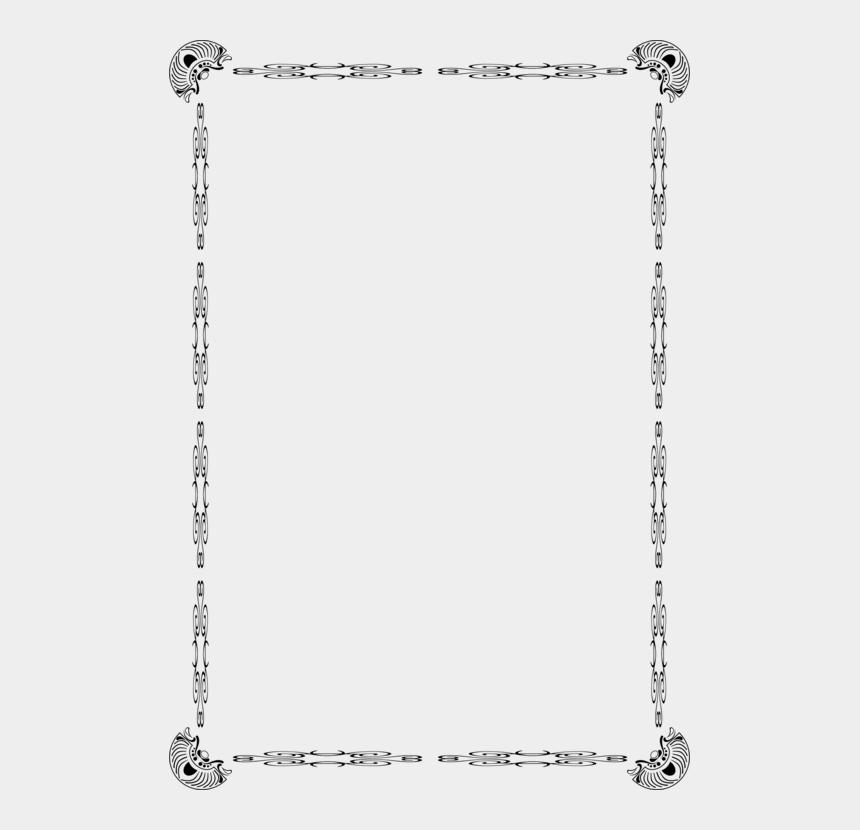 route clipart, Cartoons - Standard Paper Size Picture Frames U - Ramka Na Zdjęcia Jpg