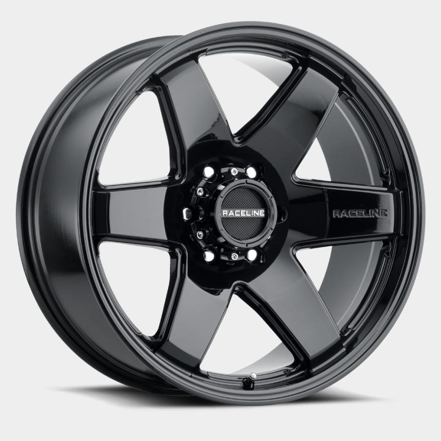 wagon wheels clipart, Cartoons - Raceline 942gb Wheel 6lug Gloss Black - Raceline Addict
