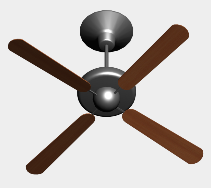 ceiling fan clipart, Cartoons - Design And Decorate Your Room In 3d - 3d Fan Png
