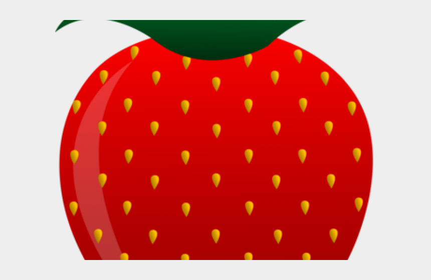 waffles clipart, Cartoons - Food Clipart Strawberry - Single Fruits And Vegetables Clipart