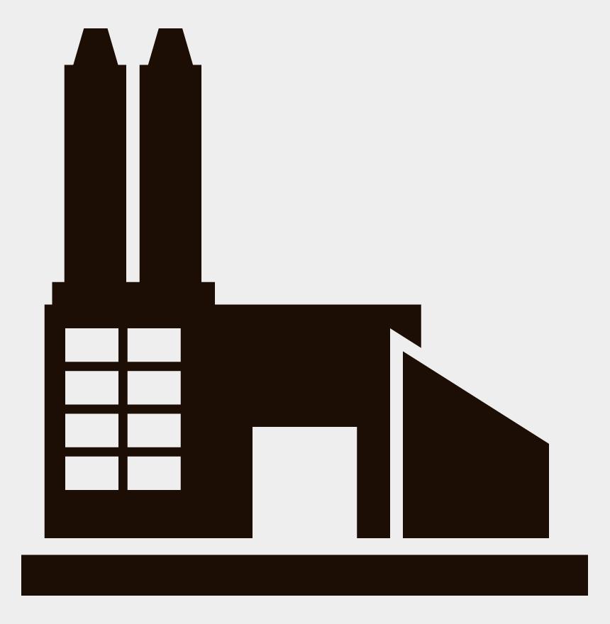 industrial clipart, Cartoons - Industrial Clipart Industrial Community - Commercial And Industrial Icon