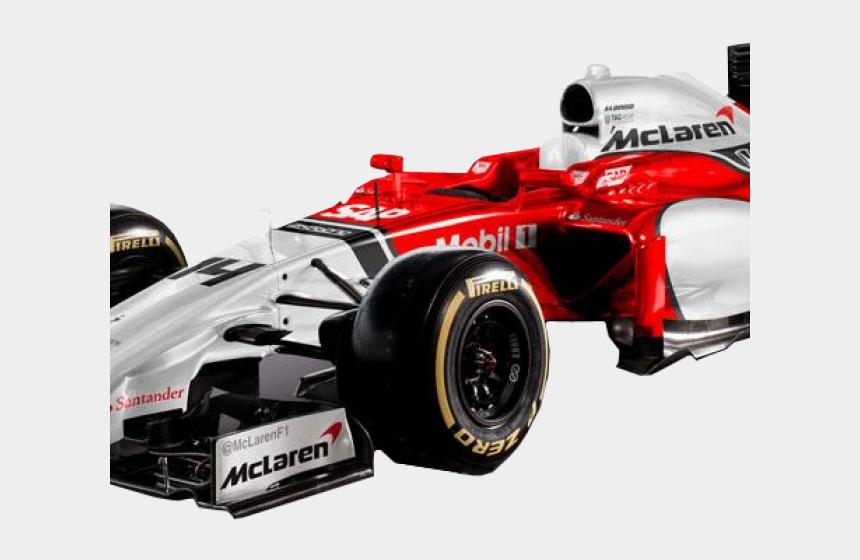 drag racing clipart, Cartoons - Honda Mclaren F1 2017