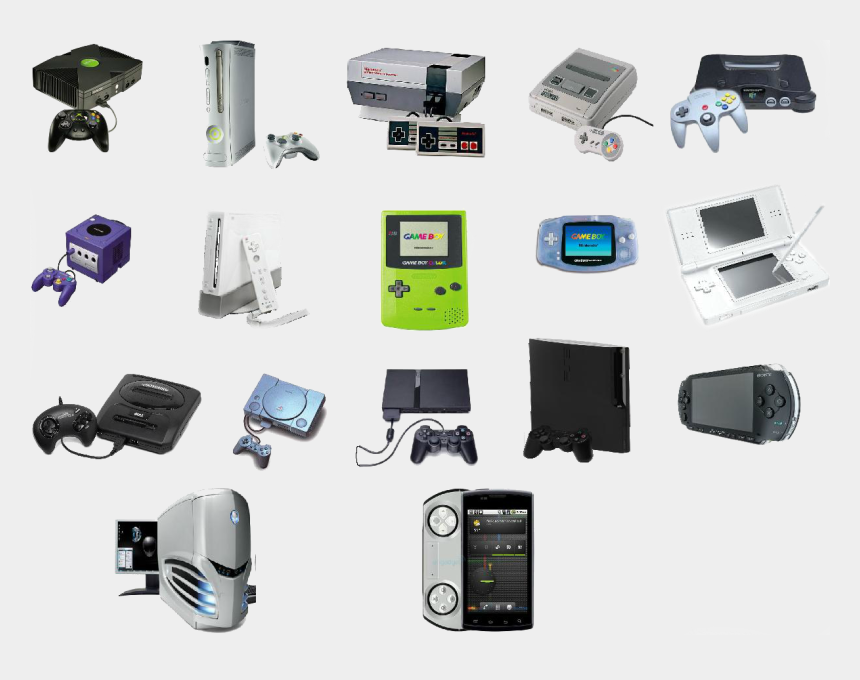 video game console clipart, Cartoons - How To Choose The Right Video Game Console - All Gaming Consoles