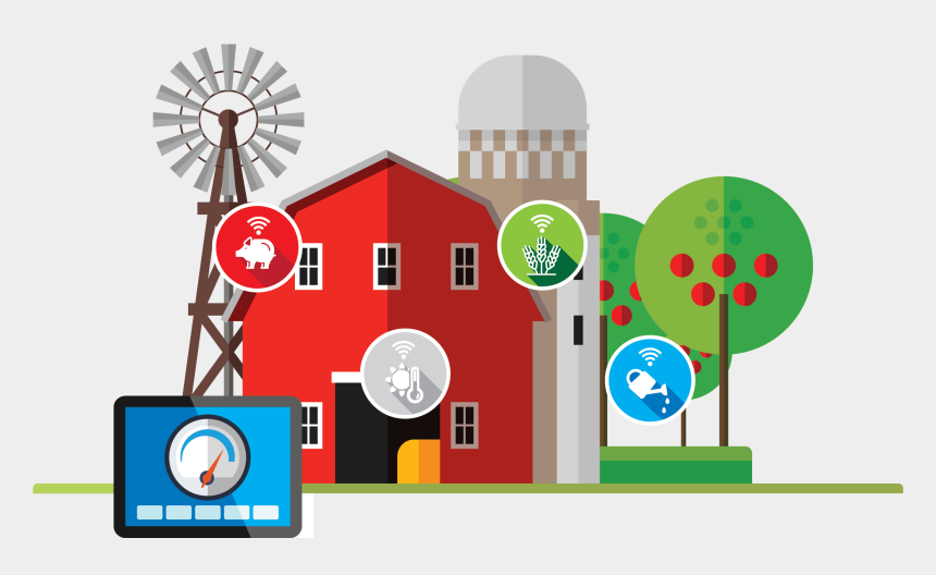 industrial clipart, Cartoons - What Is Agricultural & Village Industry Facility In - Agriculture And Industry Clipart