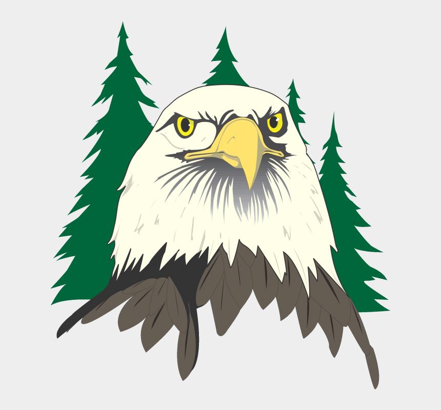 eagle head clipart black and white, Cartoons - Mahalia Jackson Elementary - Pinon Elementary Santa Fe New Mexico