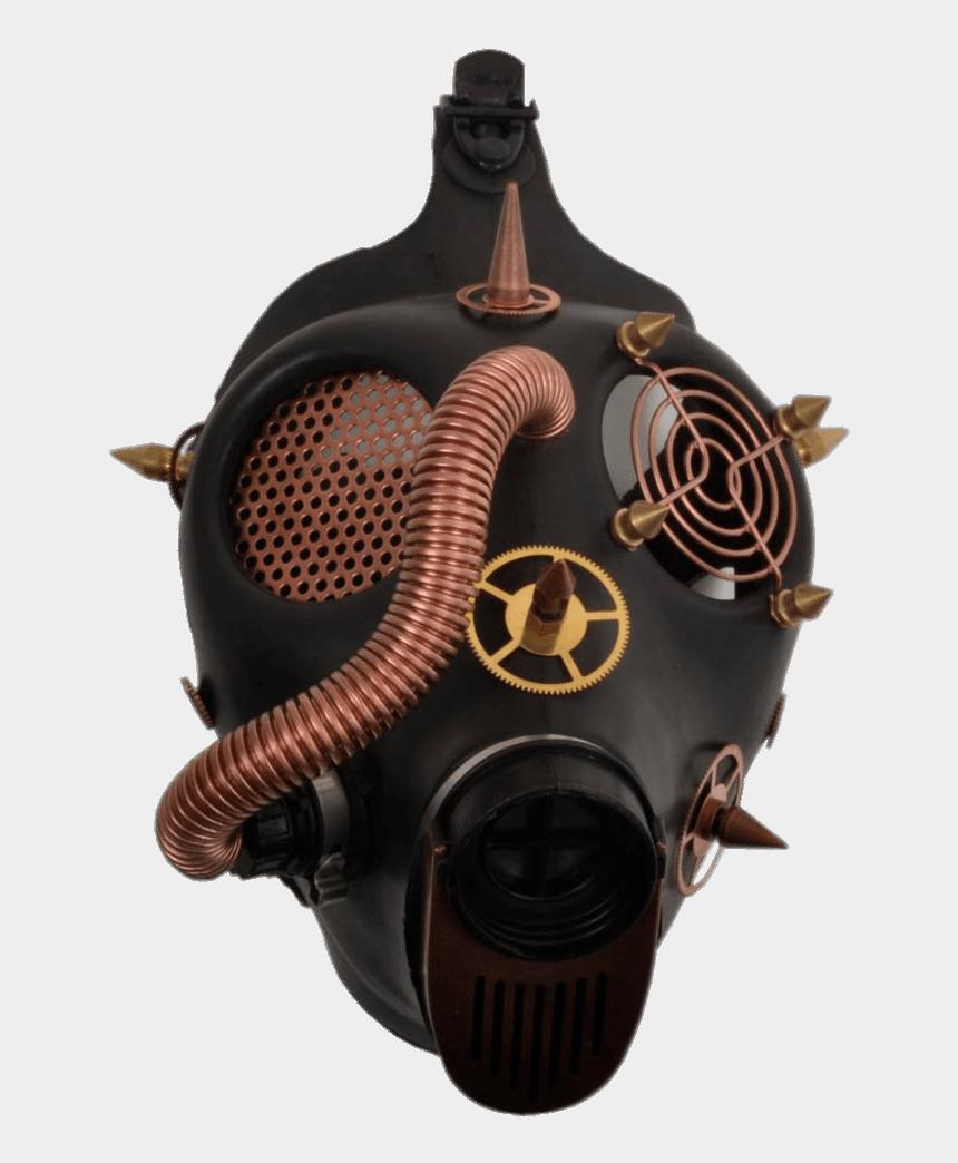 gas masks clipart, Cartoons - Objects - Steam Punk Gas Mask