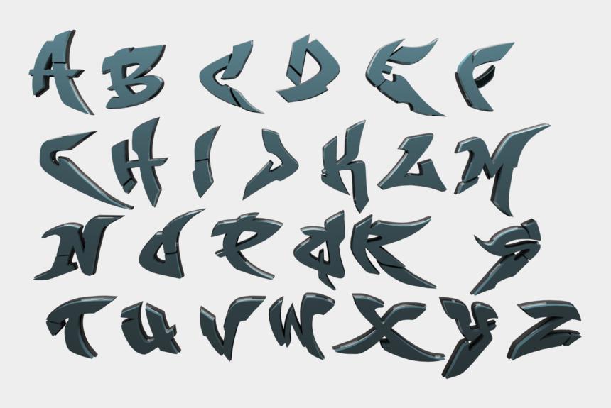 zeus clipart, Cartoons - More Like 3d Alphabet Graffiti By Gfx-zeus - 8 Graffiti