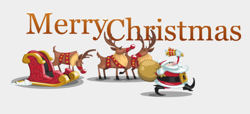happy new year banner clipart, Cartoons - Merry Christmas & A Happy New Year - Children Christmas Free