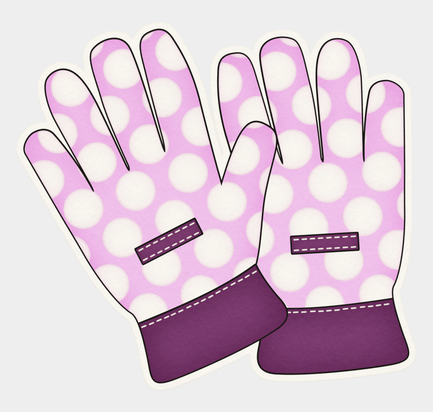 gardening clipart, Cartoons - B *✿*veggie Garden - Kids Gloves Clipart