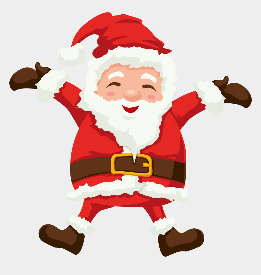 santa hat clip art, Cartoons - Santa Png Clipart - Happy Santa Claus Png