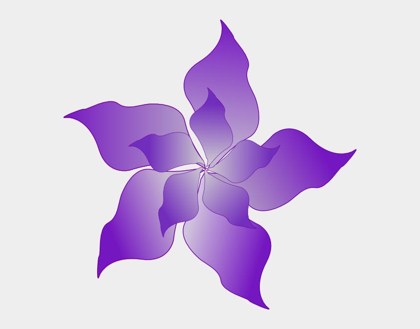 spring flowers clipart, Cartoons - Purple Spring Flowers Clipart - Clip Art Spring Flowers Purple