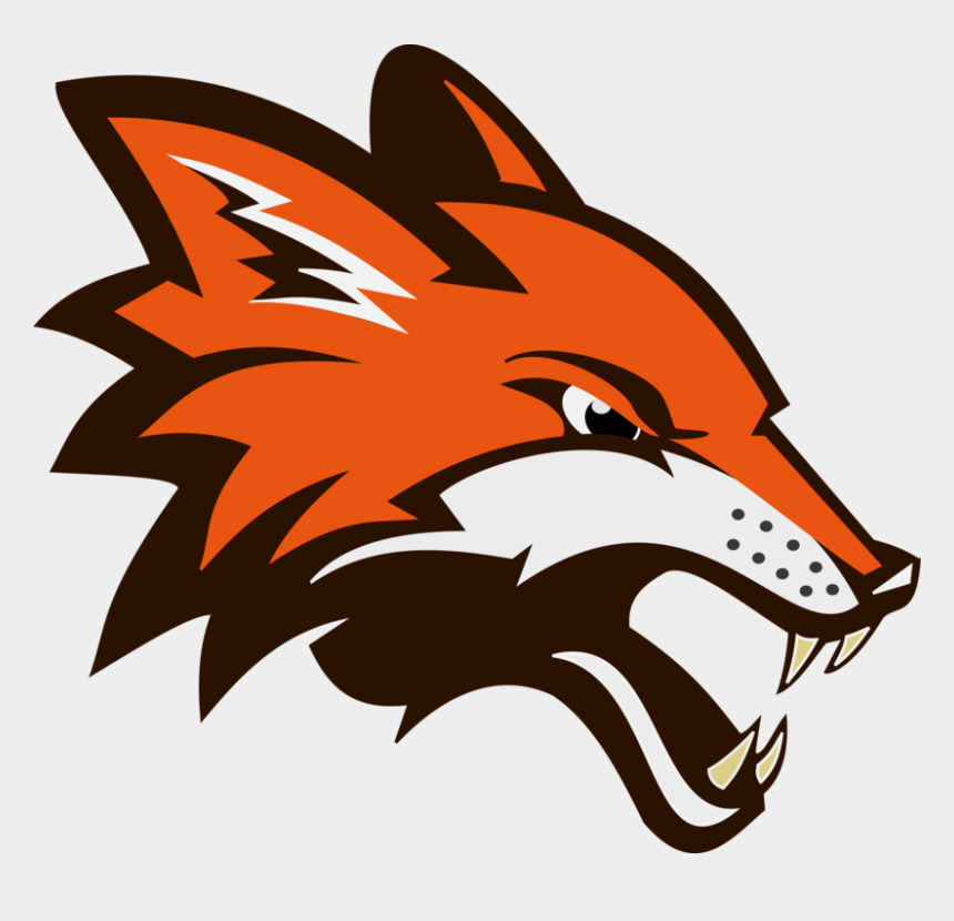fox clip art, Cartoons - Foxes Logo Png