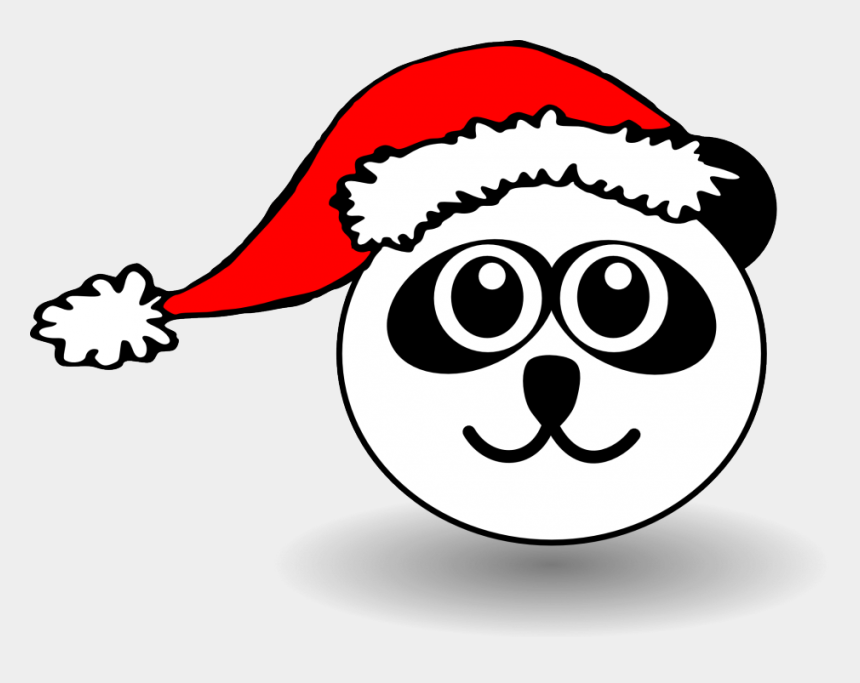 santa hat clip art, Cartoons - Santa Hat Clipart Minecraft Christmas - Clipart Cat With Santa Hat