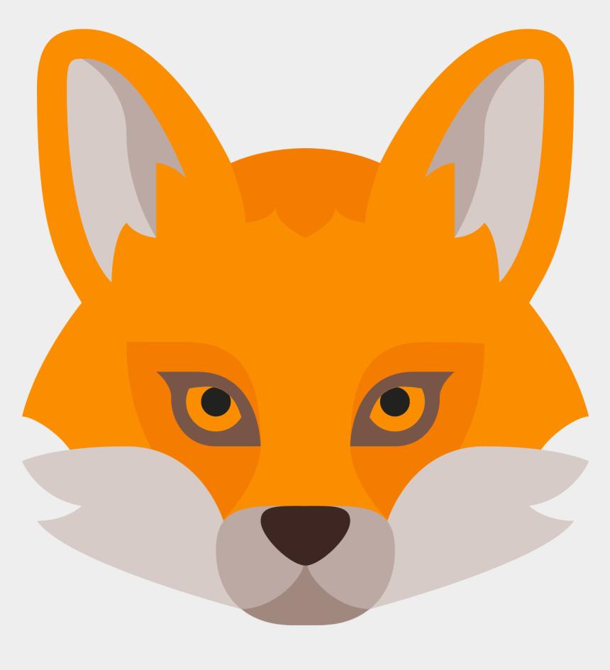 fox clip art, Cartoons - Animals Icon Color