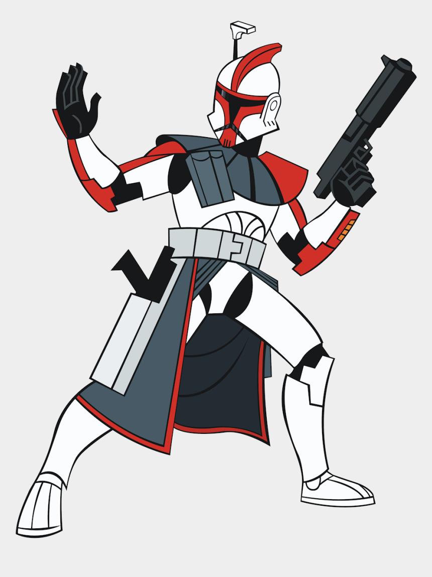 war clipart, Cartoons - Darth Vader Clipart Clone War - Star Wars Clone Trooper Drawing