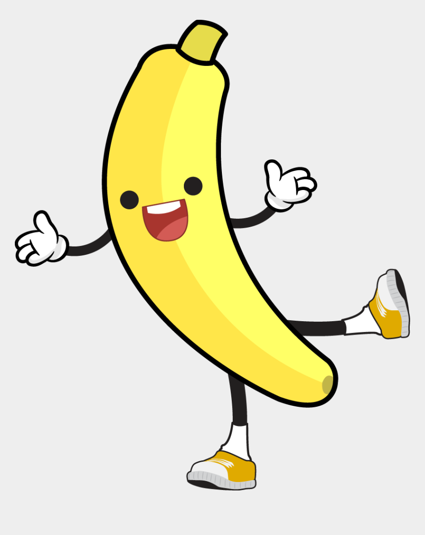 banana clip art, Cartoons - Banana Png Banana Clipart - Cartoon Banana