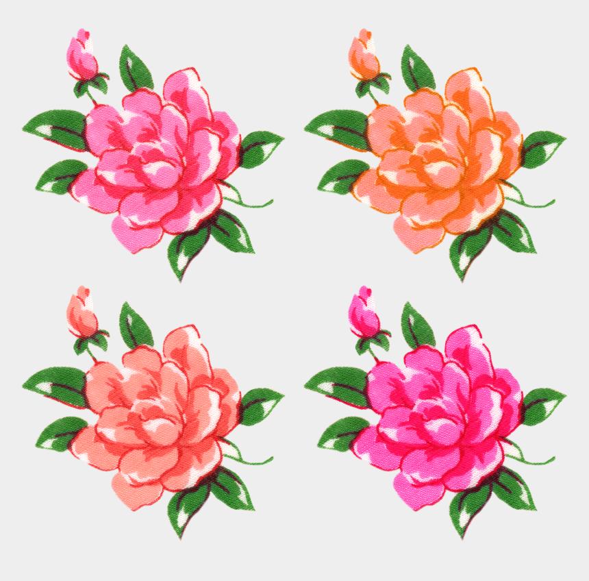 spring flowers clipart, Cartoons - Vintage Floral Clipart - Vintage Flower Clip Art