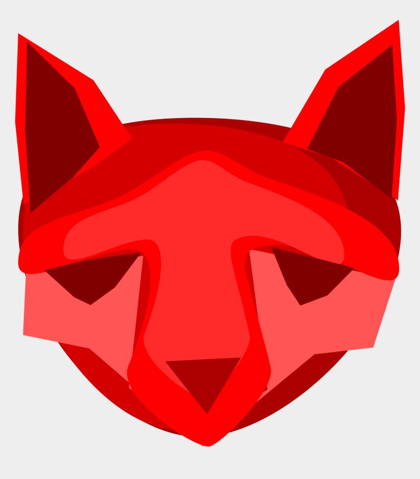 fox clip art, Cartoons - Clipart Fox Red - Fox Icon