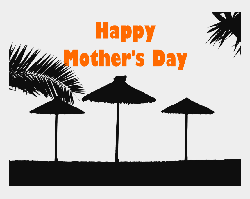 mother's day clipart, Cartoons - Free Beach Themed Mother's Day Clipart - Happy Mothers Day Sister