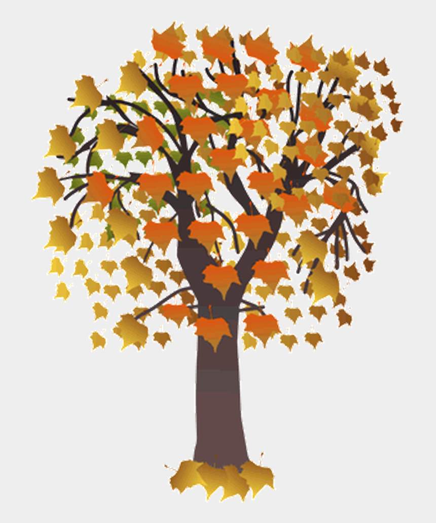 autumn clip art, Cartoons - Autumn And Fall Clip Art Collections - Maple Tree Clipart