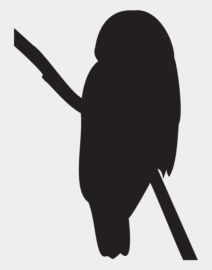 owls clipart, Cartoons - Owl Silhouette Images - Great Grey Owl Silhouette