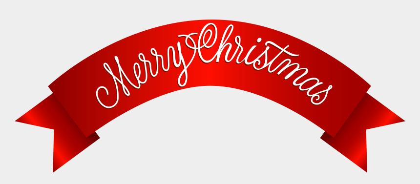 banner clip art, Cartoons - Merry Christmas Banner Png Clip Art Image - Merry Christmas Clipart Banner