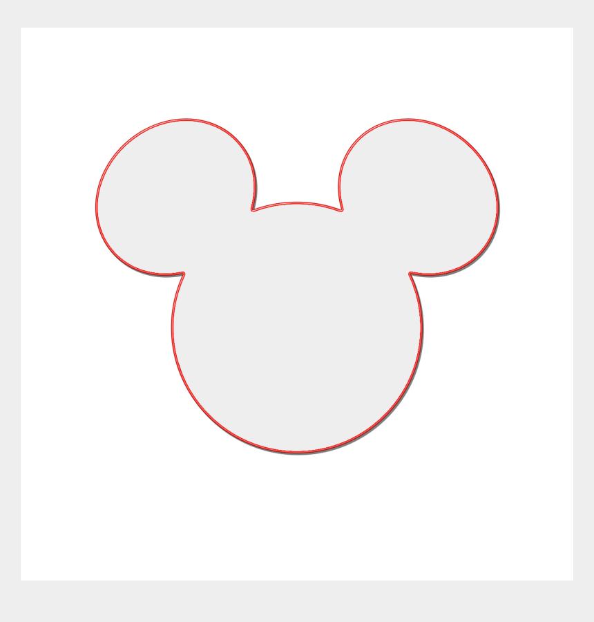 mickey mouse clubhouse clipart, Cartoons - Mickey Head Clip Art - Mickey Mouse Ears Logo