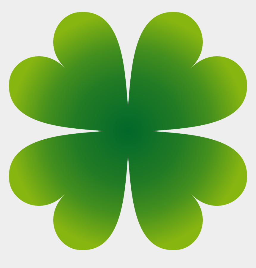four leaf clover clipart, Cartoons - Shamrock Four Leaf Clover - Environmental Science Social Sciences